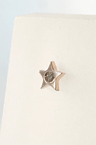 ÉTOILE DIAMOND STAR STUD
