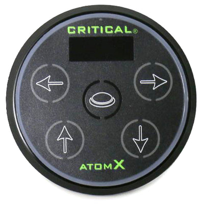 Critical AtomX Power Supply