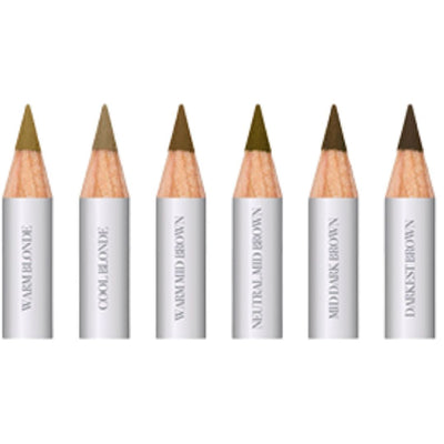 Blush To Bold Pencil Series (Includes Deluxe Sharpener)