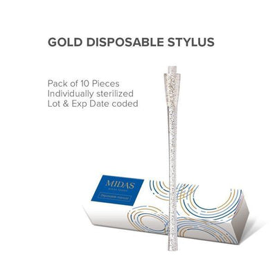 MIDAS MICROBLADING STYLUS GLITTER DISPOSABLE