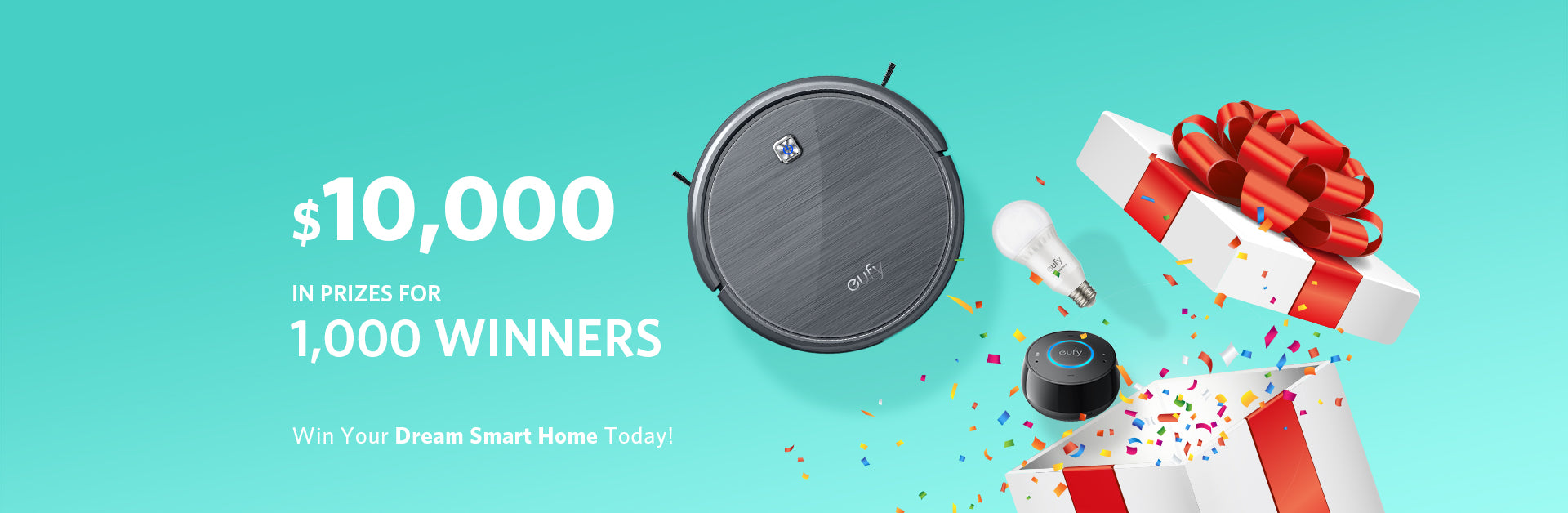Win Your Dream Smart Home Today!