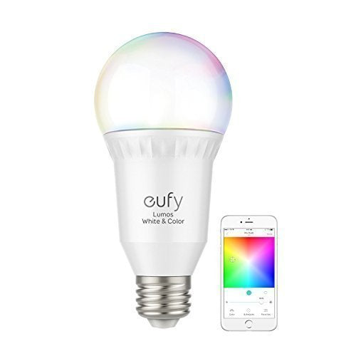 Lumos Smart Bulb - White & Color