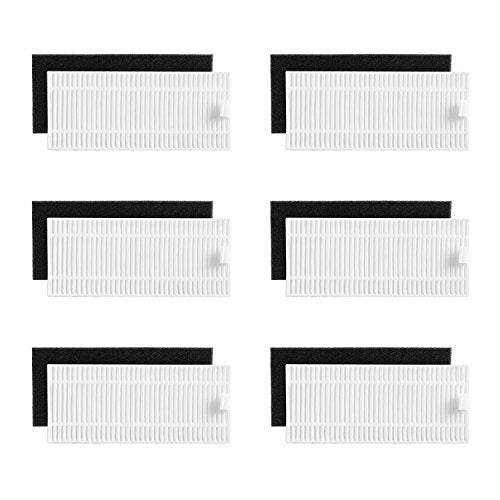 eufy RoboVac Replacement Filter Set, RoboVac 11S