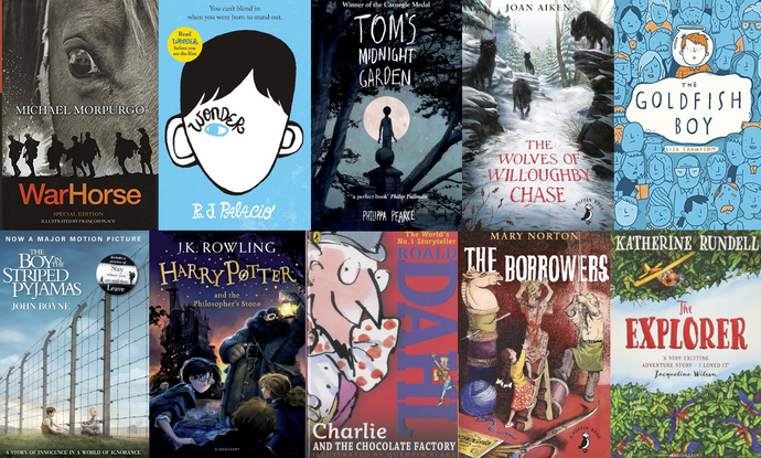 The Top 10 Classic Books To Read To Your Class