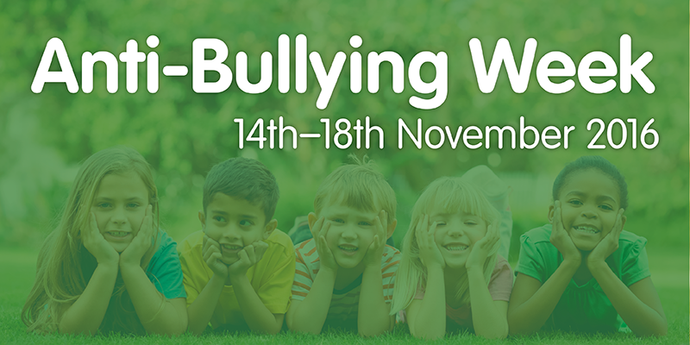 Anti-Bullying Week 14–18th November 2016