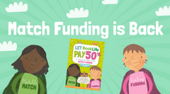 Match Funding is Back