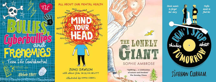 How Books Talk About Mental Health
