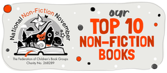 Our Top 10 Non-Fiction Books