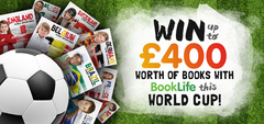 Be World Cup Winners with BookLife