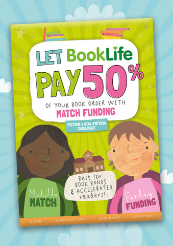 BookLife Match Funding Catalogue for Schools