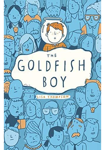 Goldfishboy by Lisa Thompson