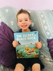 Stanley reviews The Secret of Black Rock by Joe Todd-Stanton