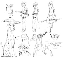 Joe Todd-Stanton Sketches