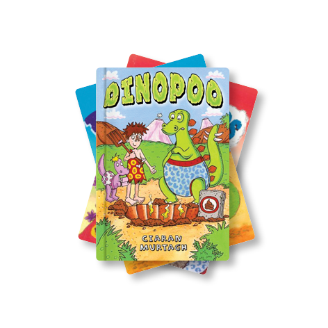 Dino Stories <br>LKS2 <br>(4 Books) by BookLife
