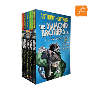 Diamond Brothers <br>UKS2 <br>(5 Books)