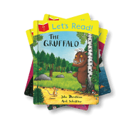 The Gruffalo and Friends 6 Books (KS1) by BookLife