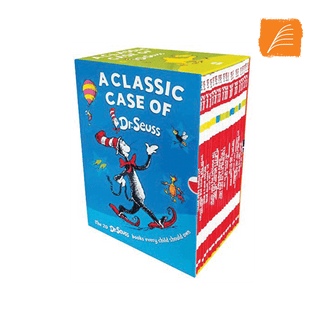 A Classic Case of Dr. Seuss 20 Books (KS1)