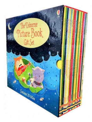 Usborne Picture Book Gift Set KS1 by BookLife