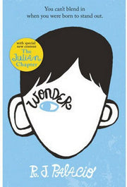 Wonder by R J Palacio (3 Books) by BookLife