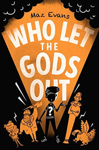 Who Let the Gods Out? by BookLife