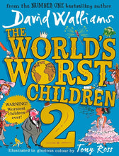 Load image into Gallery viewer, David Walliams - The World's Worst.. by BookLife