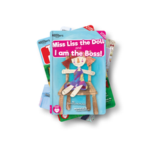 Load image into Gallery viewer, BookLife Readers: Level 0-11 Lilac to Lime Book Bands by BookLife