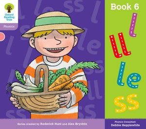 Floppy Phonics Phase 1 to 5: Lilac to Green by BookLife