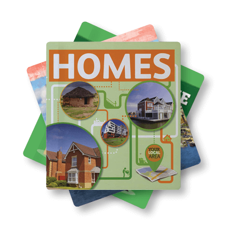 House and Home <br> KS1 <br>(10 Books) by BookLife