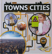 Our Local Area <br> KS1 <br>(10 Books) by BookLife
