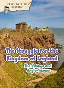 Anglo-Saxons & The Vikings <br> KS2 <br>(15 Books) by BookLife
