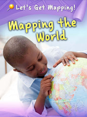 Maps & Mapping <br> KS2 <br>(10 Books) by BookLife