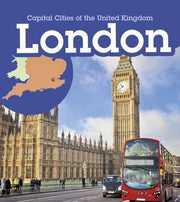 The United Kingdom <br> KS1 <br>(10 Books)