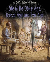 Load image into Gallery viewer, The Stone Age, Bronze Age & Iron Age <br> KS2 <br>(10 Books) by BookLife