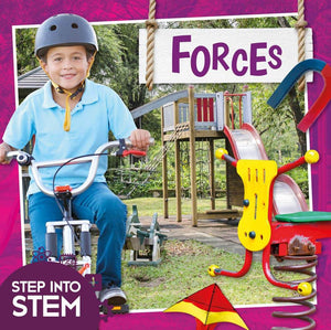 Forces and Motion <br> KS1 <br>(10 Books) by BookLife