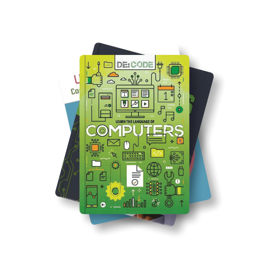 Computing <br> KS2 <br>(6 Books) by BookLife