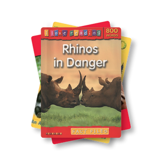 Endangered Habitats KS2 (10 Books) by BookLife