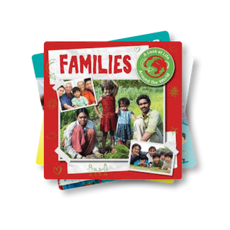 Family & Community <br> EY <br>(10 Books)