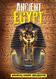 Ancient Egypt 10 Books (KS2) by BookLife