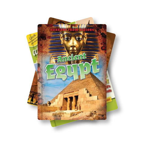 Ancient Egypt 10 Books (KS2)