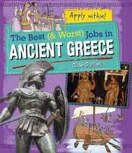 Load image into Gallery viewer, Ancient Greece 10 Books (KS2) by BookLife