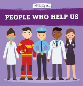 People Who Help Us <br> EY & KS1 <br>(10 Books) by BookLife