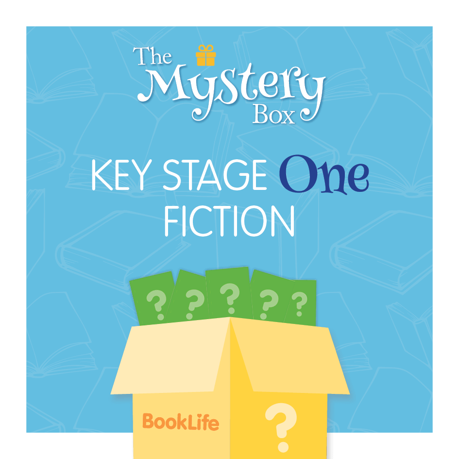 Fiction Mystery Box KS1 (Ages 5 - 7) by BookLife