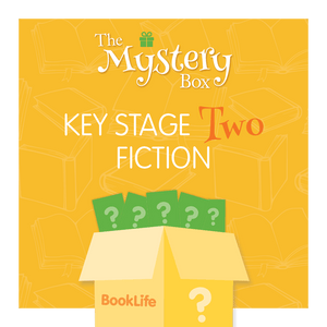 Fiction Mystery Box KS2 (Age 7-11) by BookLife
