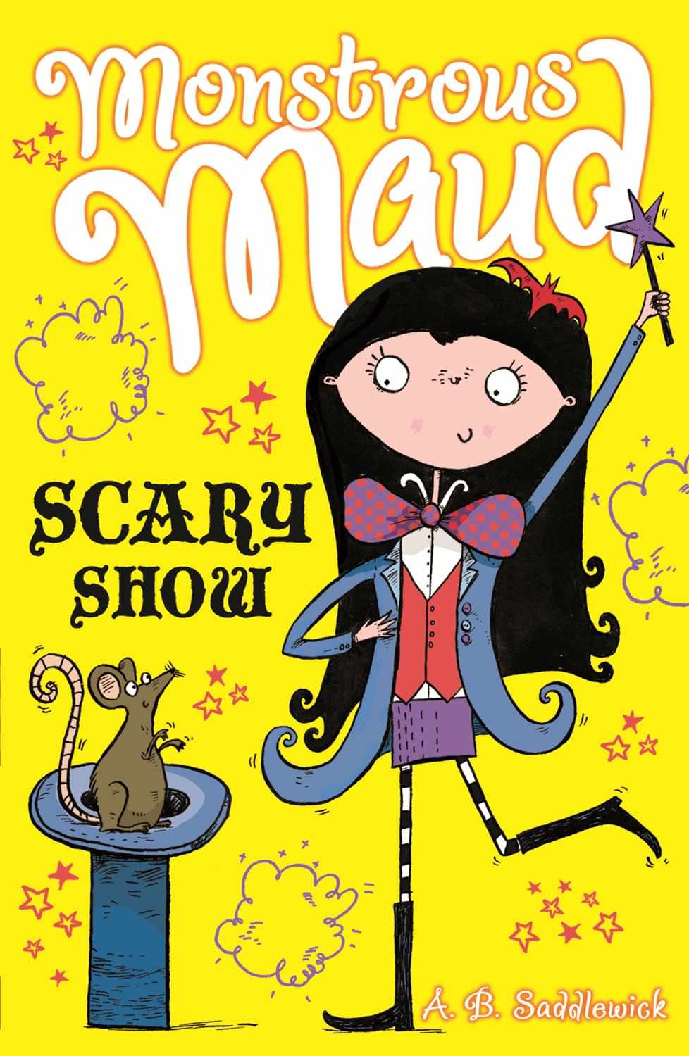 Monstrous Maud: Scary Show book