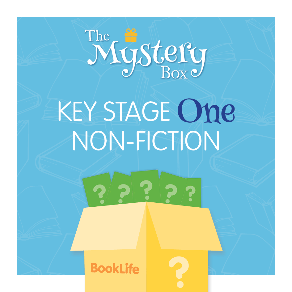 Non-Fiction Mystery Box KS1 (Ages 5 - 7) by BookLife