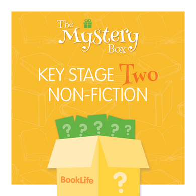 Non-Fiction Mystery Box KS2 (Ages 7 - 11) by BookLife