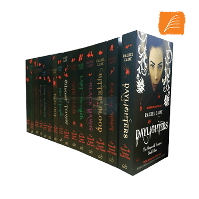 Morganville Vampires (15 Books) by BookLife
