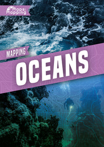 Maps and Mapping 6 Book Collection KS2 and KS3 by BookLife