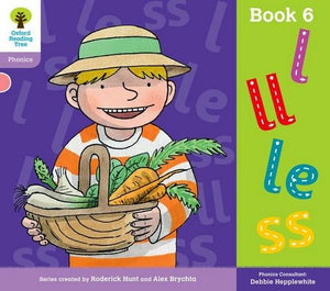 Floppy's Phonics Sounds and Letters Phases 1–5: Lilac to Green