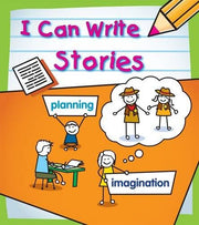 I Can Write - Literacy Confidence (4 Books) by BookLife